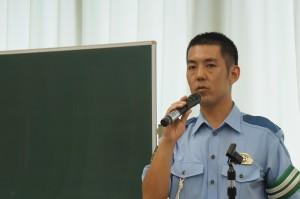 交通課指導第2係長 松本貴志様