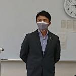 井澤理事挨拶①